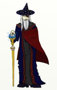 evil radon wizard