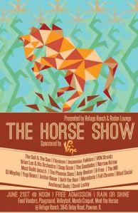 horseshow2014flier