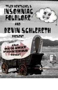 Runaway Pioneers Tour