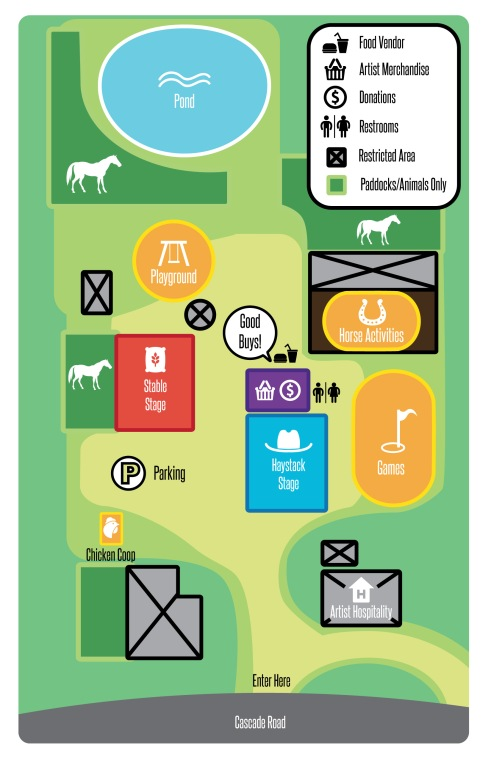 horseshow-handout-map